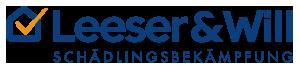 Leeser & Will Schädlingsbekämpfung GmbH - Logo_300x70